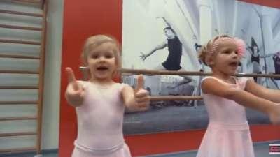 Танцы для детей (Baby dance) 4-5 лет