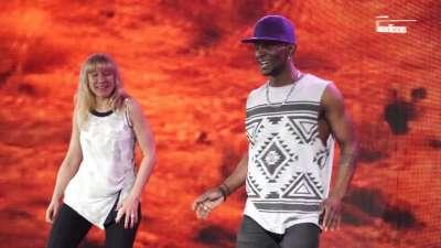 Madison Dance School -dance show / Москва 30/09/16